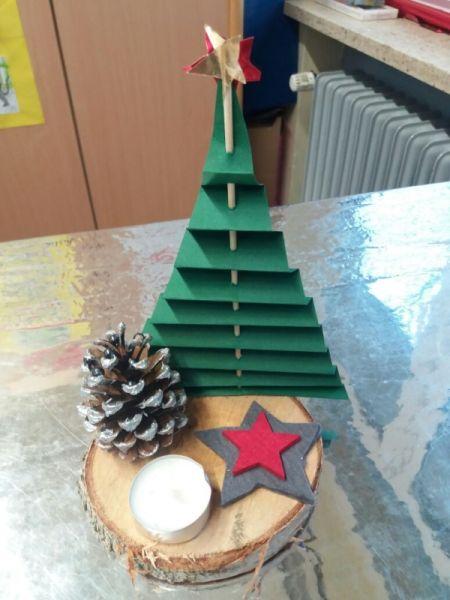 Alle Jahre Wieder Weihnachtsbasteln Grundschule Alte Alster